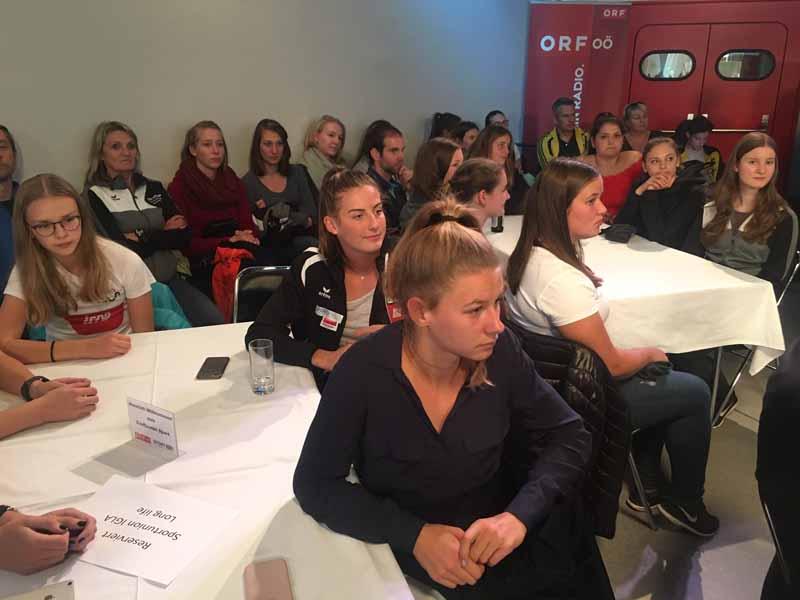 Treffpunkt Sport zu Leichtathletik in OÖ