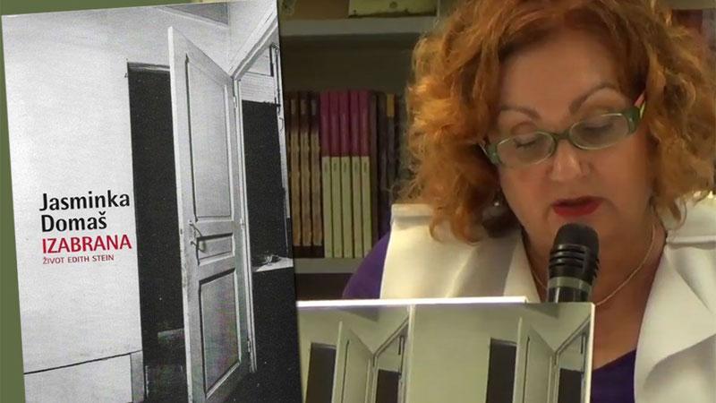 Jasminka Domnaš i roman Edith Stein