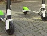 E-Scooter in Wien