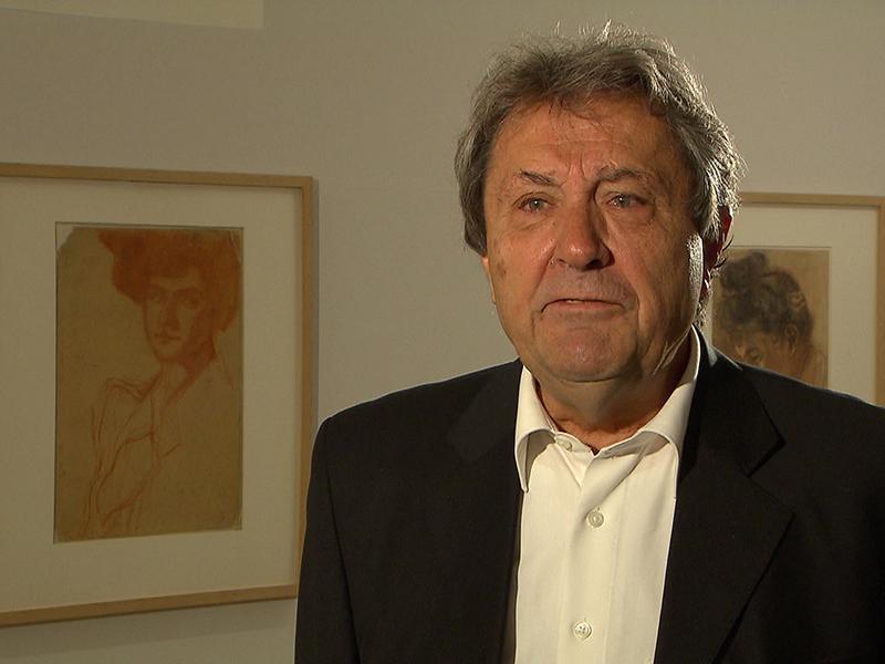 Werner Gradisch Schiele