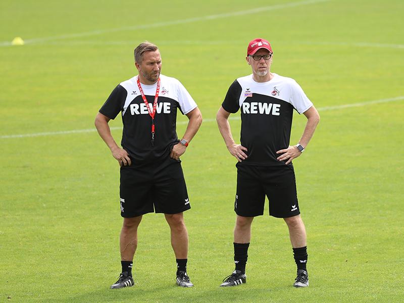 Manfred Schmid und Peter Stoeger