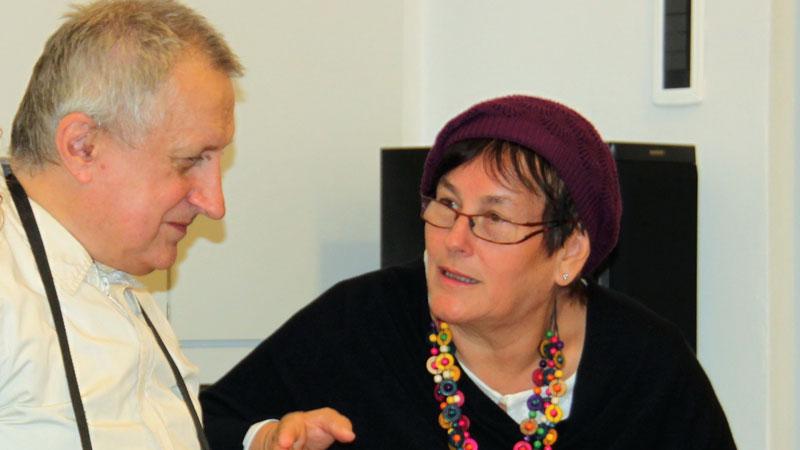 Sead Muhamedagić i Ana Šoretić razgovor o romanu Edith Stein