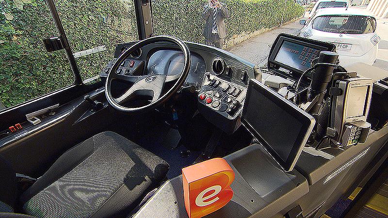 Wasserstoffbus