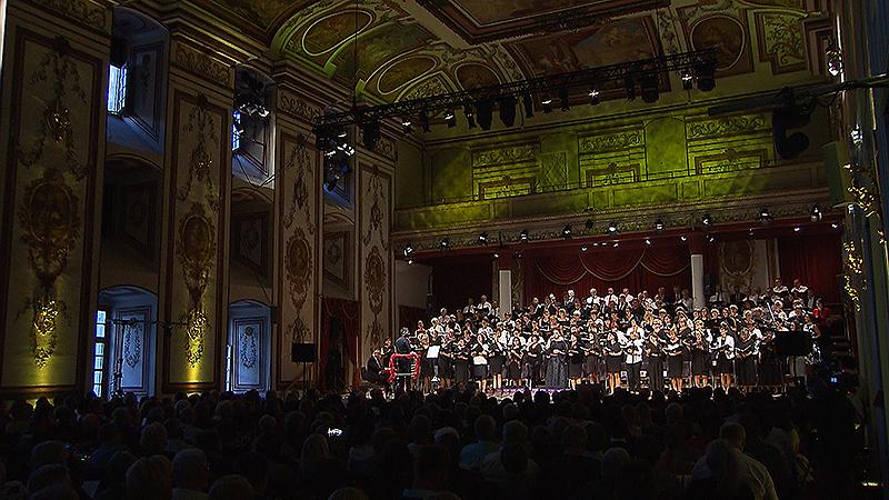 Mehrsprachiger Chor in Eisenstadt