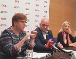 AKNÖ Arbeiterkammer Gabrielle Bischoff Markus Wieser Evelyn Regner