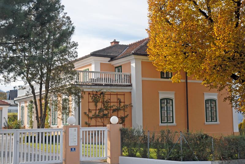 Villa Rosenegg in Aldrans