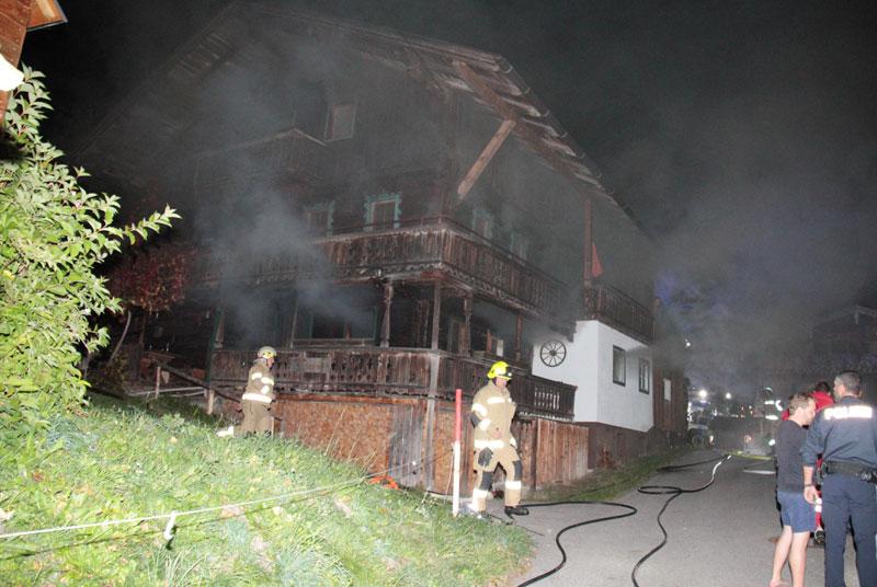 Brand Fügenberg