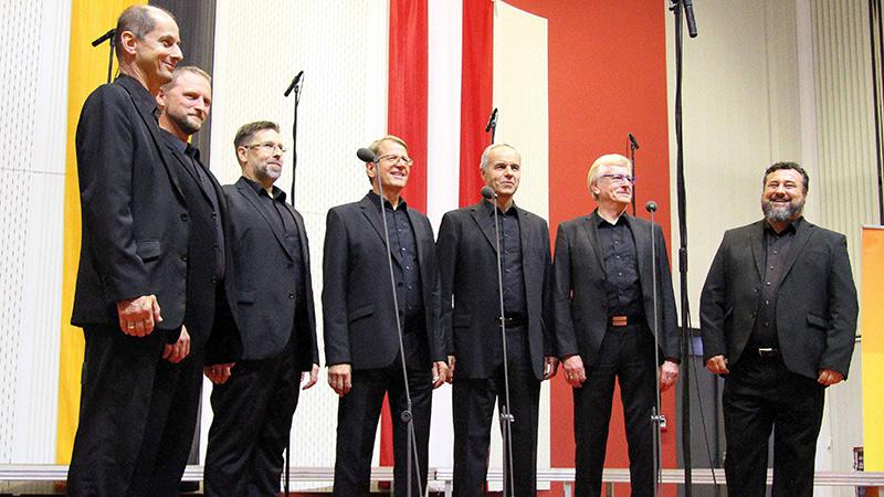 Chöre erste Vorentscheidung 11 Oktober Die Chorherren
