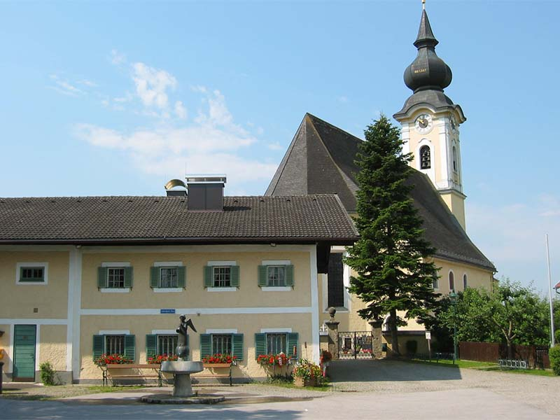 Dorfplatz Arnsdorf