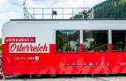 """Das mobile Sendestudio von """"Guten Morgen Österreich"""""""