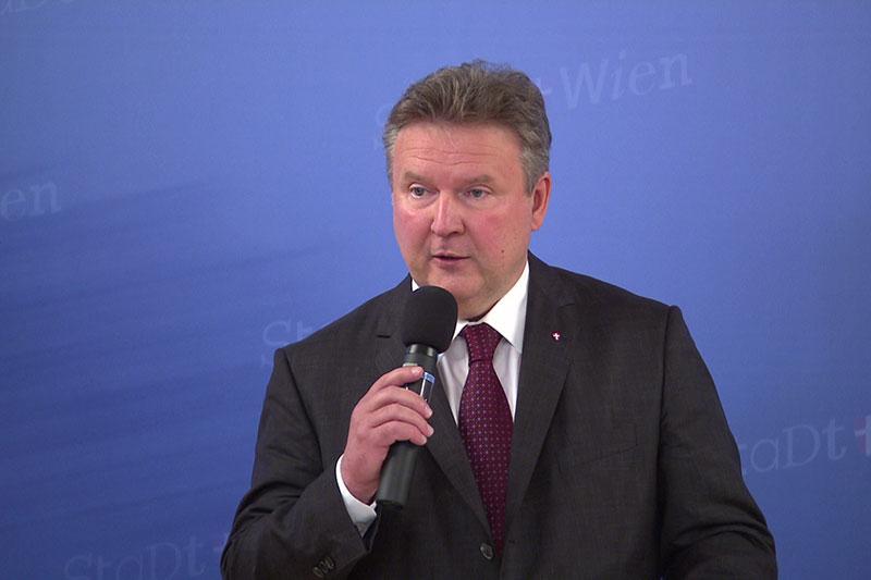Bürgermeister Michael Ludwig (SPÖ)