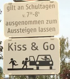 Kiss and Go Zone