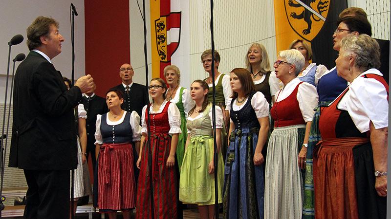 Chöre erste Vorentscheidung 11 Oktober Vokalharmonie