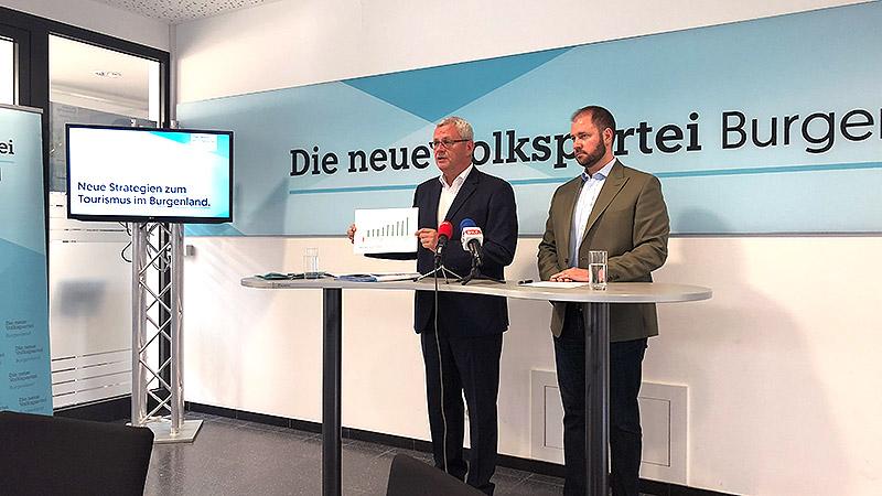 Thomas Steiner und Christian Sagartz