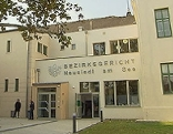 Bezirksgericht Neusiedl eröffnet