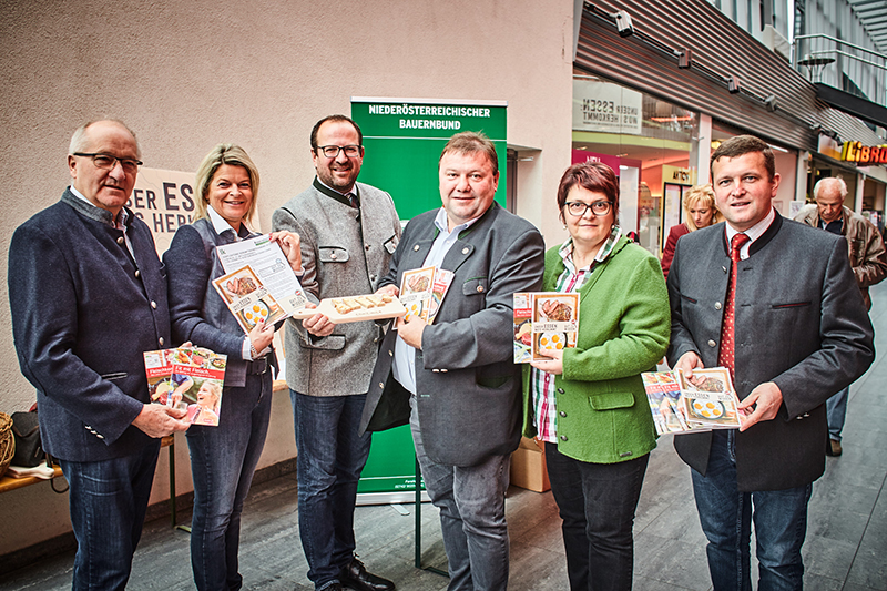 Bauernbund Österreich isst frei Aktionstag
