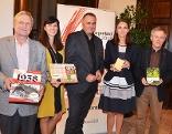 Verleihung des Buchpreises 3x7