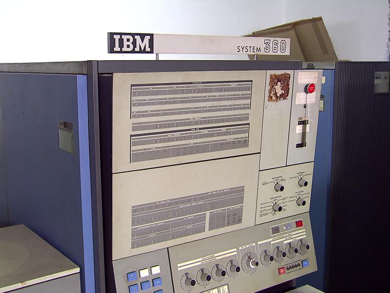 IBM Computer aus Ulmerfeld kommen in US-Museum