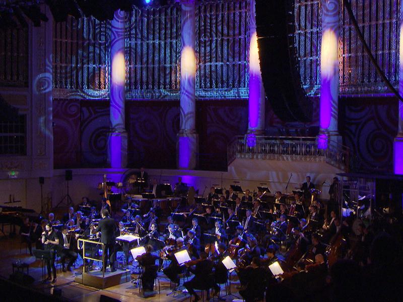 Conchita präsentierte neue CD mit Wiener Symphonikern im Konzerthaus