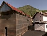 Max Seibald Bildhauer Eisenhaus Dölsach Großkirchheim Mölltal Edelstahl Zinkhütte
