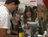 JobMania Messe Wiener Neustadt Lehrlinge Berufsausbildung