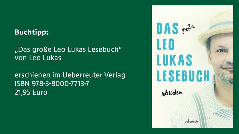 """""""Das große Leo Lukas Lesebuch"""""""