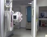 Geräte in Praxis eines Radiologen (in Zell am See / Pinzgau)