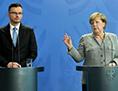 Slowenien Premier Šarec Besuch Merkel Deutschland