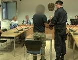 Mutmaßlicher Schlepper bei Prozess im Salzburger Landesgericht