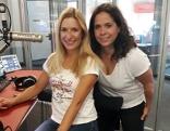 Stefanie Hertel und Gabi Kerschbaumer