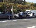 Prometna nesrića s već vozil
