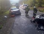 Verkehrsunfall Aschau