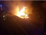 19 Jähriger Unfall Turracherstraße verbrannt Rennweg