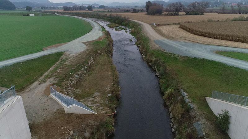 Zollfeld Hochwasserschutz