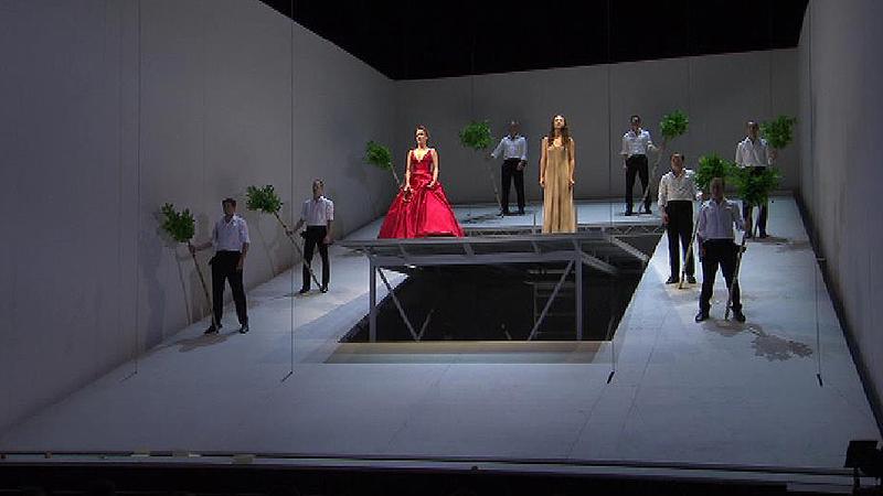 """""""Maria Stuart"""" im Grazer Schauspielhaus"""
