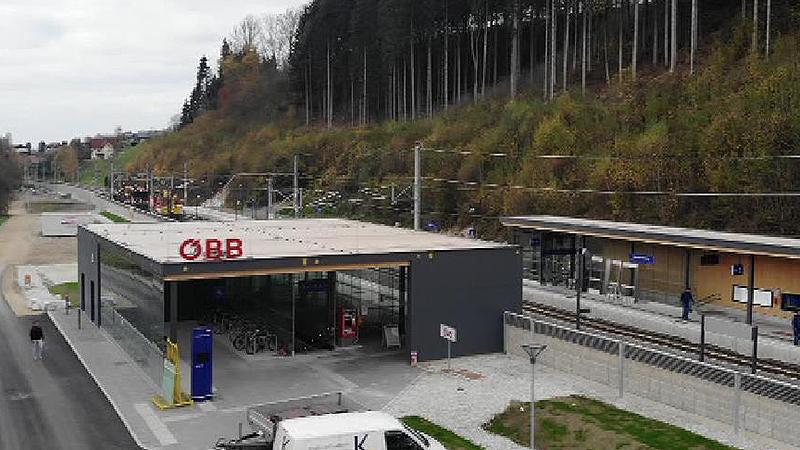 Bahnhof Langenwang