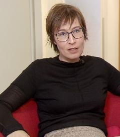 Psychotherapeutin Kerstin Karlhuber