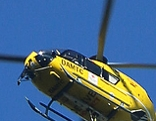 Notarzthubschrauber Christophorus 6 Rettungshubschrauber Luftrettung ÖAMTC Hubschrauber Helikopter