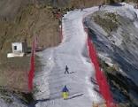 Skiweg Brunnenkogel am Pitztaler Gletscher
