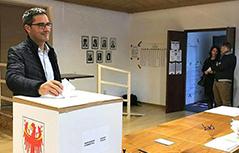 Južna Tirolska volitve SVP poraz Lega pridobila