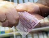 Konjunktur Lohnverhandlungen Gehalt Handschlag Korruption