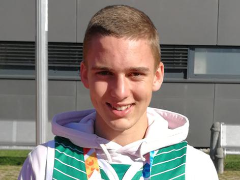 Jan Razdevšek košarka 3 na 3 mladinske olimpijske igre