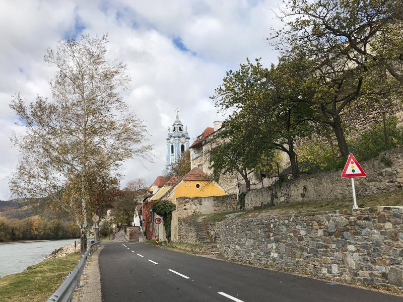 Treppelweg bei Dürnstein