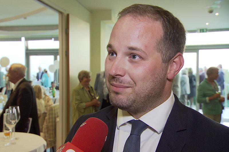 Daniel Resch ÖVP Bezirksvorsteher Döbling