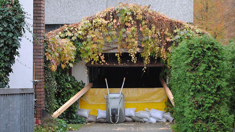 Hochwasser Unwetter Lavamünd Vorbereitung