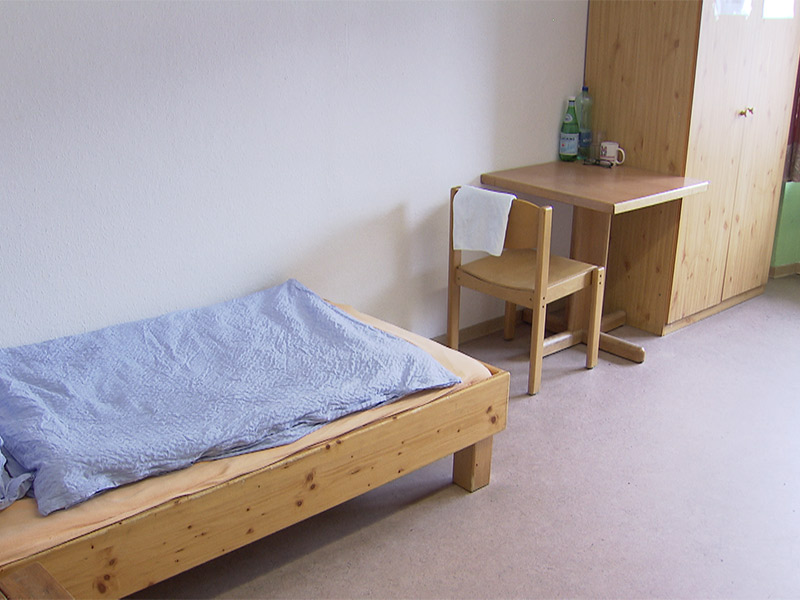 Notschlafstelle der Caritas in Feldkirch