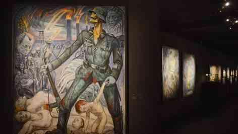 Auschwitz Museum Olère