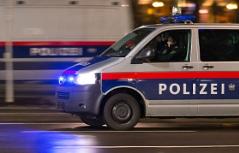Polizei Nacht Auto