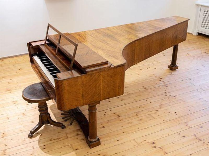 Beethovenhaus Baden Klavier Restaurierung