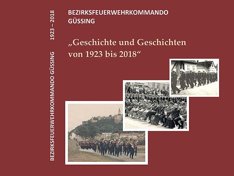 Bezirksfeuerwehr Güssing - Chronik